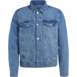 Vêtements Homme Vestes Wood Wood Veste  Angel en denim bleu Bleu