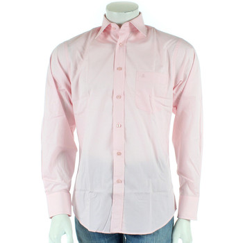 Vêtements Homme Chemises Torrente 012106 rose