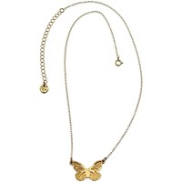 Montres & Bijoux Femme Colliers / Sautoirs Pya Collier motif pendentif papillon collection BUTTERFLY Or