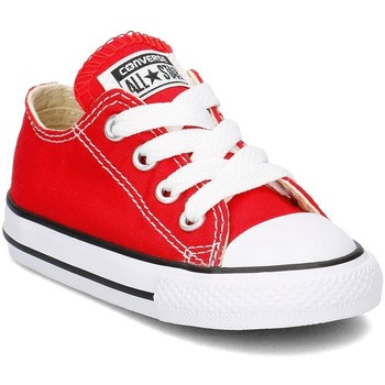Chaussures Enfant Baskets basses Converse Chuck Taylor OX Rouge
