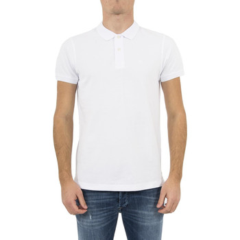 Vêtements Homme Polos manches courtes Salsa polos  119413 italy blanc blanc