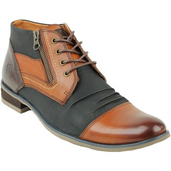 Chaussures Homme Boots Kdopa boots chocolat Marron