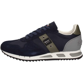Chaussures Homme Baskets basses Blauer 8SMEMPHIS05/NYL Sneakers Homme bleu