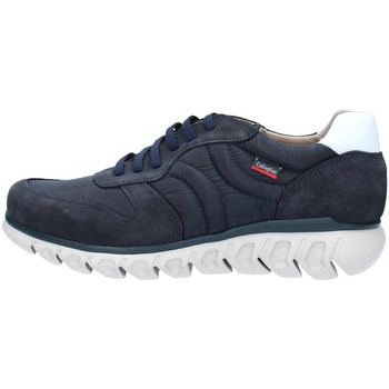 Chaussures Homme Baskets basses CallagHan 12903 Basket Homme Blue Blue