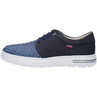 Chaussures Homme Baskets basses CallagHan 14104 Basket Homme Blue Blue