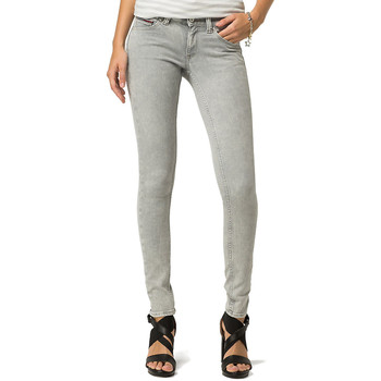 Vêtements Femme Jeans skinny Tommy Hilfiger LOW RISE SKINNY SOPHIE Gris