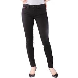 Vêtements Femme Jeans skinny Tommy Hilfiger MID RISE SKINNY NORA Noir