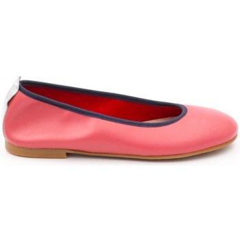 Chaussures Fille Ballerines / babies Boni Classic Shoes Boni Dalia - ballerines  en cuir souple Rose