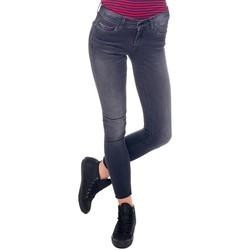 Vêtements Femme Jeans slim Tommy Hilfiger LINED Noir