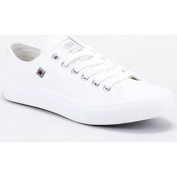Chaussures Homme Baskets basses Big Star V174347 Blanc