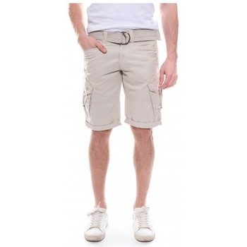Vêtements Homme Shorts / Bermudas Ritchie Bermuda battle BATISTIN Beige