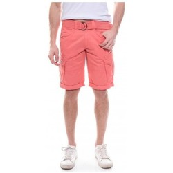 Vêtements Homme Shorts / Bermudas Ritchie Bermuda battle BATISTIN Corail