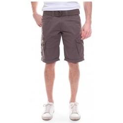 Vêtements Homme Shorts / Bermudas Ritchie Bermuda battle BATISTIN Gris