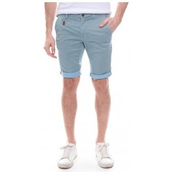 Vêtements Homme Shorts / Bermudas Ritchie Bermuda chino BODELTA Bleu ciel