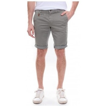 Vêtements Homme Shorts / Bermudas Ritchie Bermuda chino BODELTA Gris