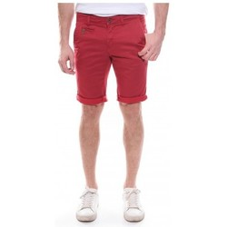Vêtements Homme Shorts / Bermudas Ritchie Bermuda chino BODELTA Rouge
