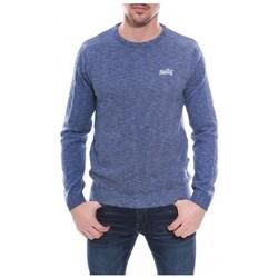 Vêtements Homme Pulls Ritchie Pull col rond en coton ARTURO Bleu