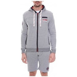 Vêtements Homme Sweats Ritchie Sweat capuche zippé WAMI Gris