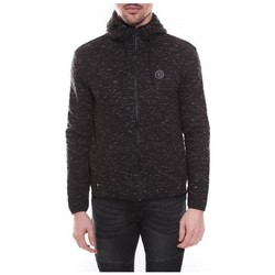 Vêtements Homme Sweats Ritchie Sweat à capuche zippé WANTOS Noir