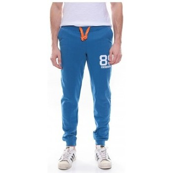 Vêtements Homme Pantalons Ritchie Pantalon jogging en molleton CALEDEN Royal