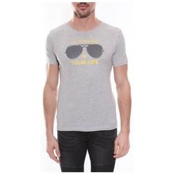 Vêtements Homme T-shirts & Polos Ritchie T-shirt col rond en coton NYONS Gris