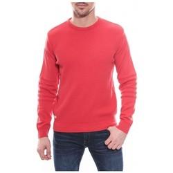 Vêtements Homme Pulls Ritchie Pull col rond en coton ALEX Rouge
