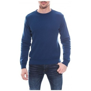 Vêtements Homme Pulls Ritchie Pull col rond en coton ALEX Royal