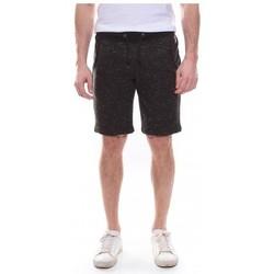 Vêtements Homme Shorts / Bermudas Ritchie Bermuda molleton BOLIVIA Noir