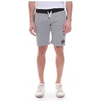 Vêtements Homme Shorts / Bermudas Ritchie Bermuda molleton BALMY Gris