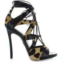 Chaussures Femme Escarpins Dsquared Tie Me Up Noir