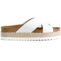 Chaussures Femme Mules Colour Feet MACARELLA Blanc