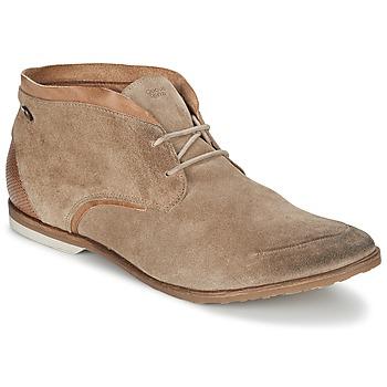Bottines / Boots Coqueterra DYLAN Beige 350x350
