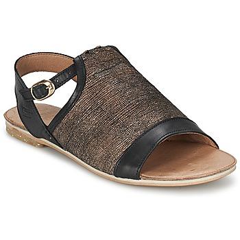Chaussures Femme Sandales et Nu-pieds Coqueterra CRAFT Noir