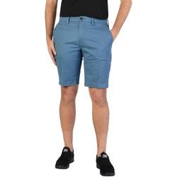 Vêtements Homme Shorts / Bermudas Timberland Short SQM LK Stretch Bleu