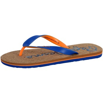 Chaussures Homme Tongs Pepe jeans Tong  Hawi Cork Bleu