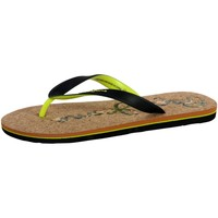 Chaussures Homme Tongs Pepe jeans Tong  Hawi Cork Noir