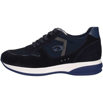 Chaussures Homme Baskets basses Cristiano Gualtieri 539 Sneakers Homme bleu