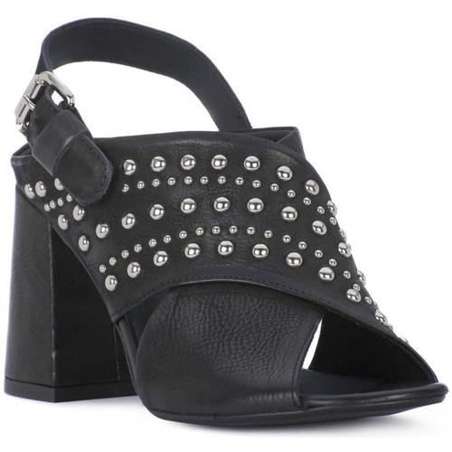Juice Shoes SANDALO ISCO 4 Nero - Chaussures Sandale Femme
