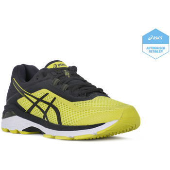Chaussures Homme Running / trail Asics GT 2000 6 Nero