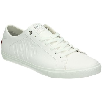 Chaussures Homme Baskets basses Levi's 227814 BLANC