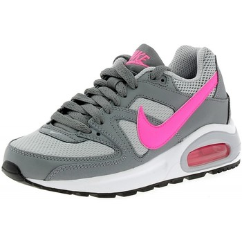 Chaussures Fille Baskets basses Nike Air Max Command Flex Gs Scarpe Sportive Bambina Grigie 84434900 Gris