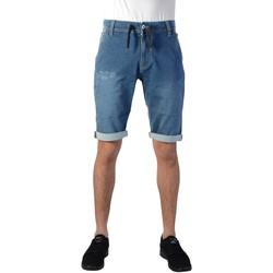 Vêtements Garçon Shorts / Bermudas Pepe jeans Short  Enfant Snippet Runner Bleu