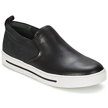Chaussures Femme Slips on Marc by Marc Jacobs CUTE KIDS Noir