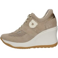 Chaussures Femme Baskets basses Rucoline 1800-83401 Sneakers Femme BEIGE BEIGE