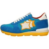 Chaussures Homme Baskets basses Atlantic Stars SIRIUS-CD-66B Sneakers Homme Bleu Bleu