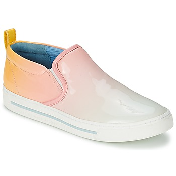 Chaussures Femme Slips on Marc by Marc Jacobs CUTE KICKS Multicolore