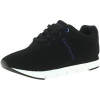 Chaussures Femme Baskets basses Calvin Klein Jeans r8960 noir