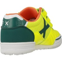 Chaussures Enfant Baskets basses Munich Fashion G 3 KID VCO Jaune