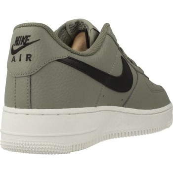 Chaussures Homme Baskets mode Nike AIR FORCE 1 07 Gris
