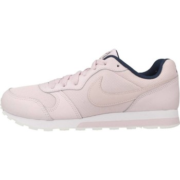 Chaussures Femme Baskets mode Nike MD RUNNER 2 Rose